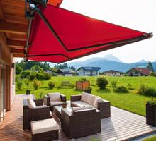 Sonnenschutz für Terrasse, Balkon und Fenster | SCHATTENWERK