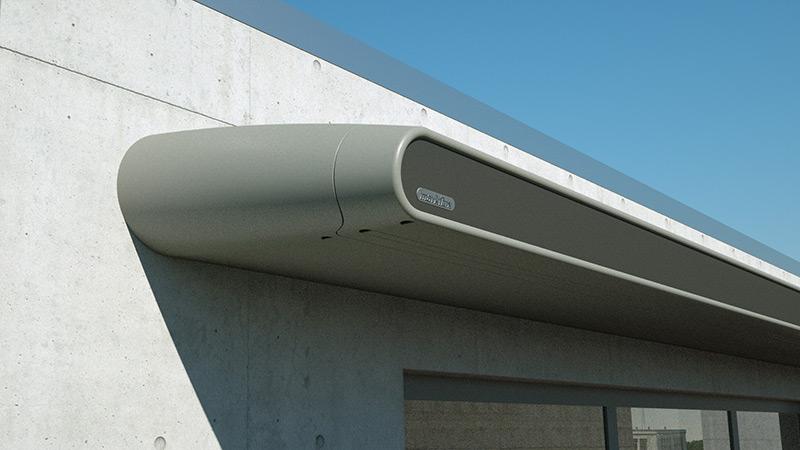 Markilux Mx1 Schutzdach Und Markise Von Schattenwerk In
